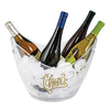 Cheers Acrylic Drink Bucket (on backorder until May 2020)