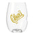 Cheers govino® Red Wine Unbreakable Glass