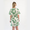 Day Robe Dress - Rosé Jungle