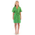 Day Robe Dress - Shamrock Green