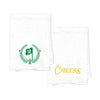 Limited Edition Golf Flour Sack Tea Towels