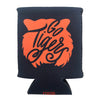 Go Tigers Koozie - Navy & Orange