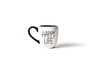 Happy Life Mug - White