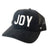 Joy Trucker Cap - Black