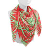 Holiday Palms Scarf