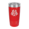 Monogrammed Insulated Tumbler
