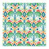Cloth Dinner Napkins - Jungle Ikat