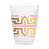 Maze 16oz Frosted Cup Set