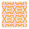 Cloth Dinner Napkins - Maze