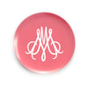 Monogrammed Plate Set - Small