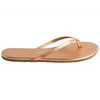 Tkees Flip Flop - Metallic Beach Pearl