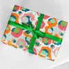 Gift Wrap Roll - Spot Cheetah Multi