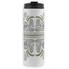 Thermal Tumbler - Oyster Ikat