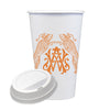 Monogrammed To-Go Coffee Cups