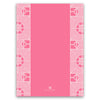Notepad - Rattan Regency Pink