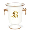 Regency Ice Bucket - White