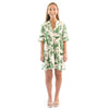 Savannah Caftan Dress - Rosé Jungle