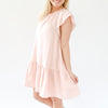 Dallas Dress Sleeveless - Candy Pink