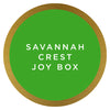 Savannah Crest Joy Box $98