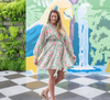 Party Swing Dress - Proper Protea