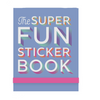 Fun Sticker Book - Lavender 5x7