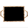 Colorblock Chang Mai Tray - Black