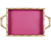Colorblock Chang Mai Tray - Pink