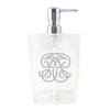 Monogrammed Soap Dispenser