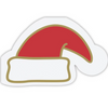 Santa Hat Die Cut Napkins