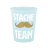 Stache Team Cups
