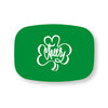 Shatterproof Serving Platter- Shamrock Cheers