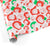 Gift Wrap Roll - Peppermint Spot Christmas Cheetah