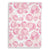 Spot Cheetah Baby Swaddle - Pink