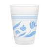 Tulip Twist 16oz Frosted Cup Set