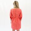 Audrey Dress- Peppermint Tweed