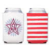USA Stripe Drink Koozie