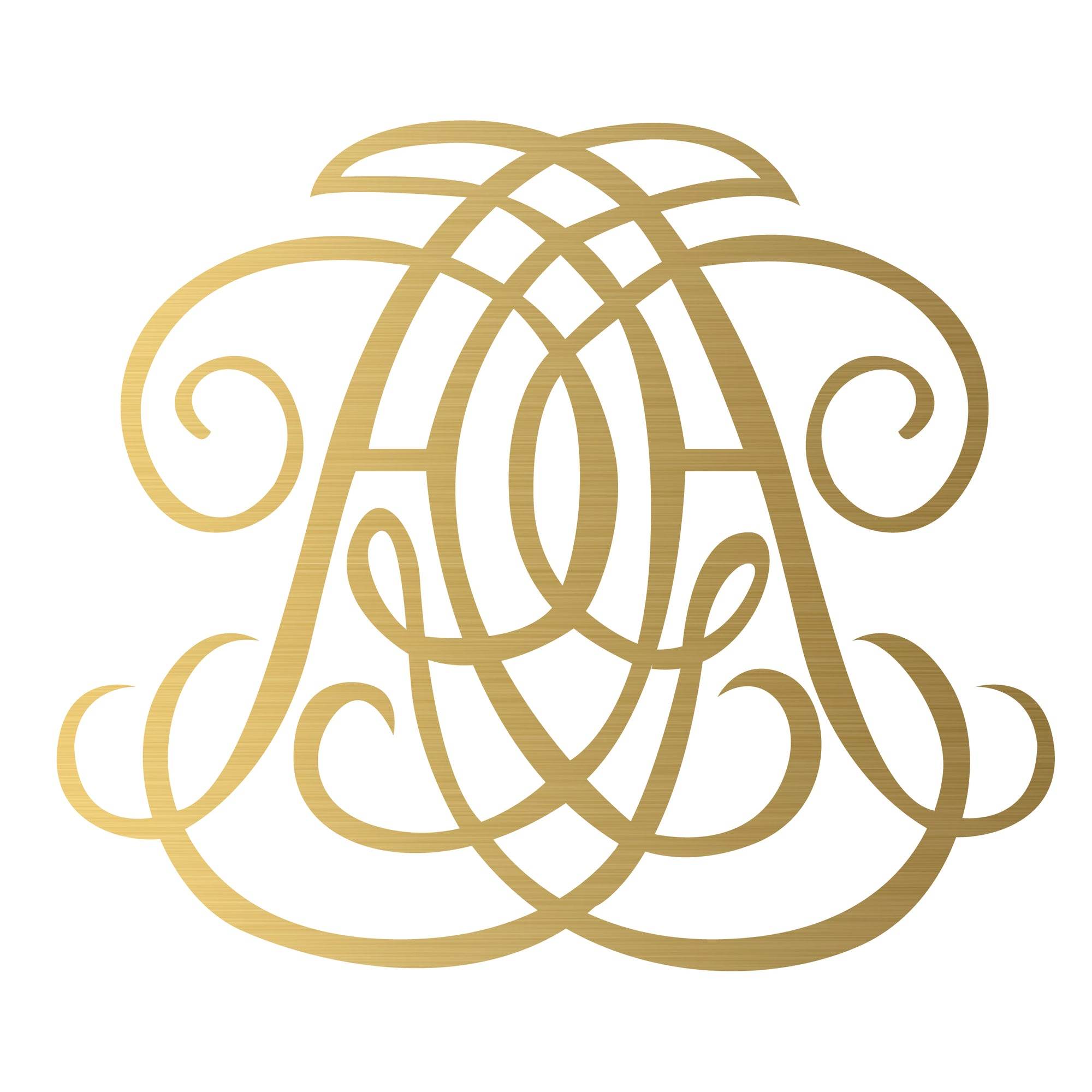 3 Or 4 Letter Couture Monogram