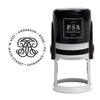 Return Address Stamp - Woven Monogram (1 or 2 Letters)
