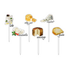 Cheese Lovers Fromage Acrylic Sticks Combo