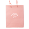 Monogrammed Euro Tote Gift Bags