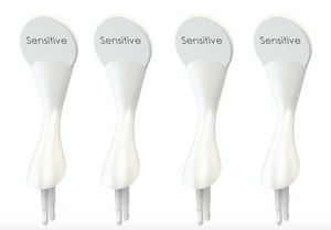 Sensitive Replacement Heads (4-Pack)