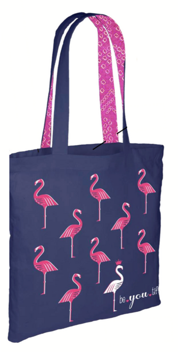 Be.YOU.tiful Flamingo Tote