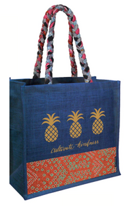 Cultivate Kindness Pineapple Tote