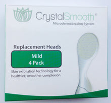 Mild Replacement Heads (4-Pack)