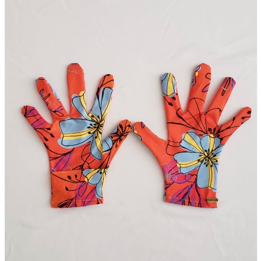 Guantes Flower