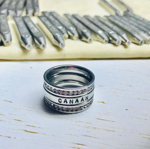 Eternity Spacer Ring