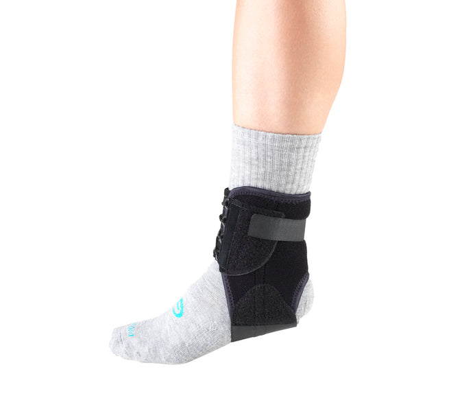 C-214 / ANKLE STABILIZER WITH MEDIAL-LATERAL STAYS
