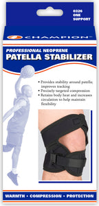 NEOPRENE PATELLAR STABILIZER PACKAGING