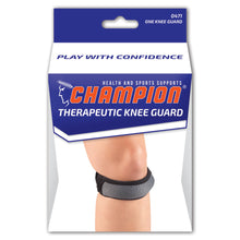 THERAPEUTIC KNEE GUARD PACKAGING