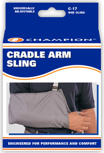 CRADLE ARM SLING PACKAGING